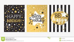 graphic design birthday invitations beautiful birthday invitation card design gold and black colors