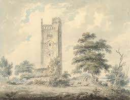 Historical Description Of Suffolk England Freston Tower Suffolk Getty Museum