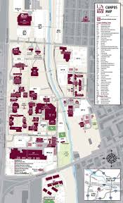 Show Me A Map Of Arkansas Our Campus About Us University Of Arkansas At Little Rock