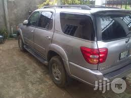 2000 toyota sequoia neat toyota sequoia 2000 for sale for sale in port harcourt buy