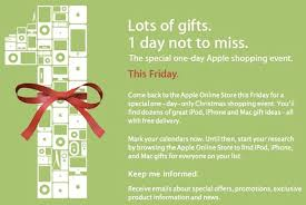 apple black friday deals apple launches black friday deals teaser u0027lots of gifts 1 day