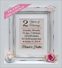 2nd wedding anniversary gifts 61 best anniversary gifts images on wedding gifts