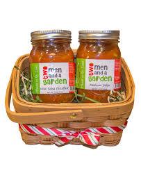 gift basket for men 2 pack gift basket two men and a garden
