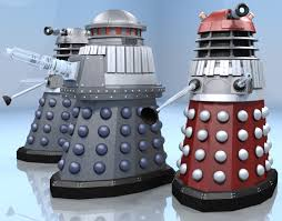 hive daleks by librarian bot on deviantart