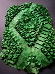 Origami Tessalation - basic approaches to two tessellation styles flotsam and origami