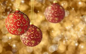 holidays gold ornaments images and u happy holidays
