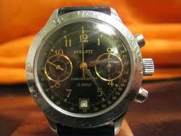 poljot valjoux 7734 chronograph vintage watches pinterest