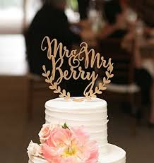 custom wedding cake topper personalized cake topper