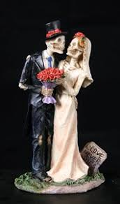 day of the dead wedding cake topper never dies skeleton wedding cake topper inspired day
