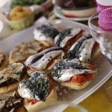 cuisiner les sardines le 12 recettes pour le cuisiner salé et sucré bruschetta de