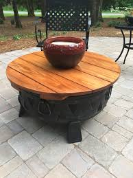 table top covers custom custom table top cover for metal fire pit custom furniture by