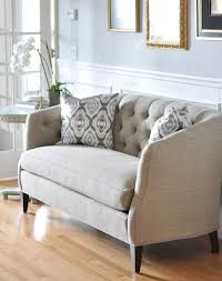 White Leather Tufted Sofa by Best 25 Tufted Couch Ideas Only On Pinterest Living Room