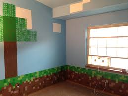 minecraft bedroom ideas for boys in his bedroom while we with