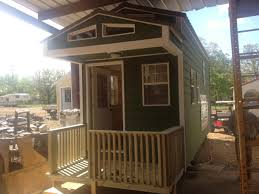 at home with green design tiny homes