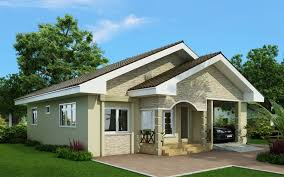 Bungalow House Designs Bungalow House Design With Terrace In Philippines Decohome