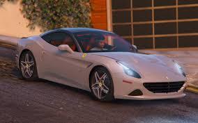 Ferrari California Colors - 2015 ferrari california t add on replace gta5 mods com