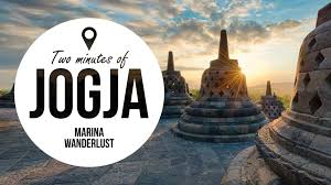 jogja yogyakarta travel guide attractions map youtube