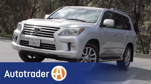youtube lexus cars 2013 lexus lx 570 suv new car review autotrader youtube
