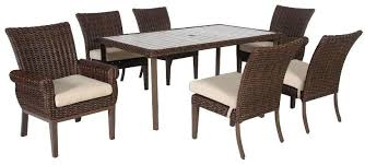 Rite Aid Home Design Wicker Arm Chair Home Depot Hampton Bay 7 Piece Patio Dining Set Cushions Only
