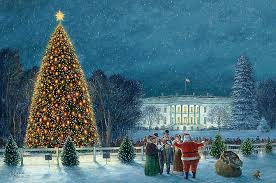 large christmas in washington