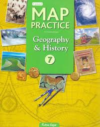 Map Practice Map Practice Geography U0026 History Latest Ncert Syllabus Class 7