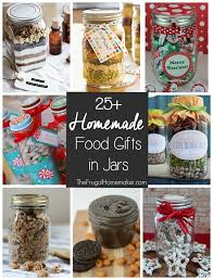 food christmas gifts 25 food gifts in a jar 31 days to take the stress out