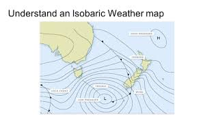 Weather Fronts Map Weather Silver And Gold Objectives Understand And Read An