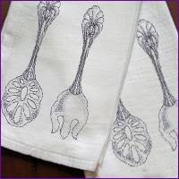 Machine Embroidery Designs For Kitchen Towels Read The Fabrics 101 Article To Find Out How To Embroider On Tea