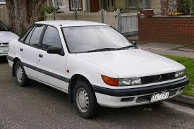 mitsubishi mirage 1992 file 1991 mitsubishi lancer cb glx 5 door hatchback 2015 07 14