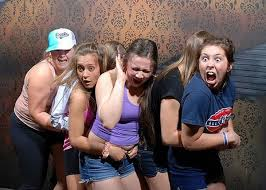 Haunted House Meme - pic 6 a haunted house snaps photos of people at the scariest