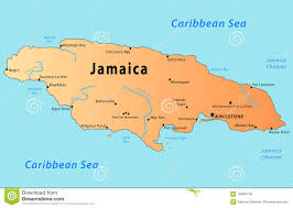 World Map Jamaica by Jamaica Map Royalty Free Stock Image Image 13644136