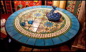 Mosaic Table L Fresh Mosaic Kitchen Table Kitchen Inspiration