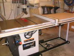 delta table saw for sale used table saw advice woodworking talk woodworkers forum