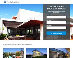 Bootstrap Real Estate Template by Bootstrap Themes Archives Mustache Themes