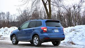 subaru forester 2015 2015 subaru forester 2 5i test drive review