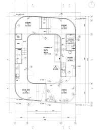 Japanese House Floor Plan Kimihiko Okada Toda House