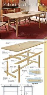 Furniture Kitchen Table Best 25 Table Furniture Ideas On Pinterest Gap Between Legs