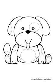 dog face coloring coloring