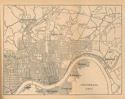 Coshocton Ohio Map by Hamilton County Ohio Genealogy Family History Resources
