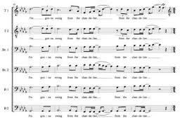 Chandelier Sia Piano Sheet Music Chandelier A Cappella Arrangement Youtube