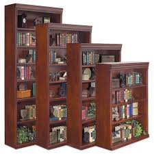 Cherry Wood Bookcases For Sale Kathy Ireland Home By Martin Huntington Oxford Wood Bookcase