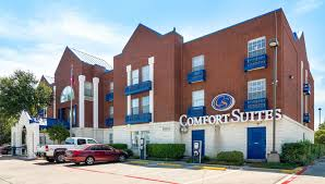 Comfort Suites Northlake Comfort Suites Las Colinas Hotel In Irving Tx Near Dfw Airport