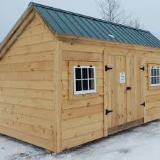 How To Build A Small Storage Shed by Saltbox Sheds Small Storage Shed Plans Garden Shed Kit
