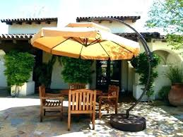 Patio Umbrella Stand Side Table Patio Umbrella Side Table For Make Your Own Umbrella Stand
