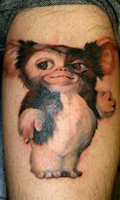 little monkey tattoo