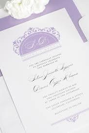 damask wedding invitations in purple u2013 wedding invitations