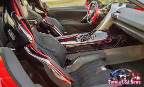 supra 2016 2017 toyota supra interior carsautodrive