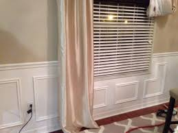 How To Make Wainscoting With Moulding Diy Faux Wainscoting Frills U0026 Drills