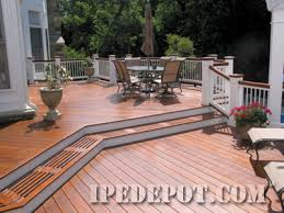 ipe depot comparison of ipe decking boards to other deck materials