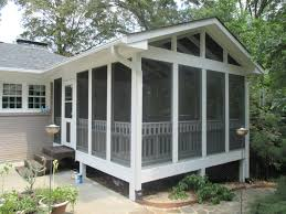shed roof screened porch eze breeze porch in chapel hill nc design ideas archadeck